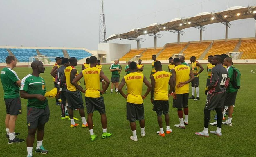 Cameroon Striker Leaves Camp After Cardiac Anomaly Detected