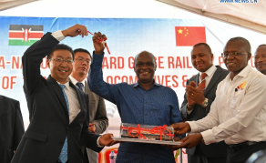 Kenyans Look into Chinese 'Racism' at Rail Project