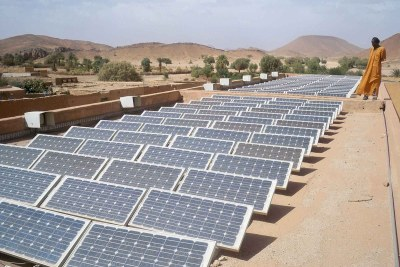 The Algerian authorities hope that solar and wind power will enable the country to emerge from its dependence on fossil fuels.