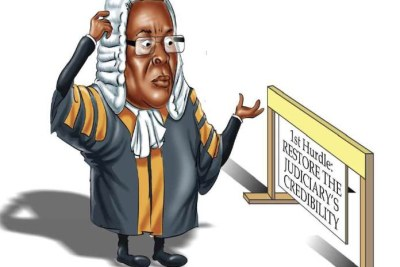 Former chief justice of Nigeria, Walter Samuel Nkanu Onnoghen