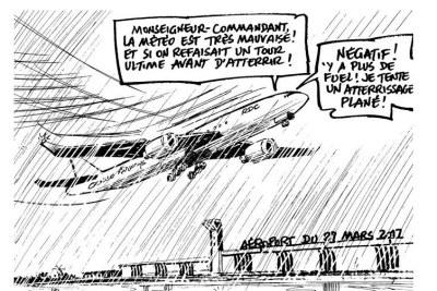 Caricature - Dialogue en RDC