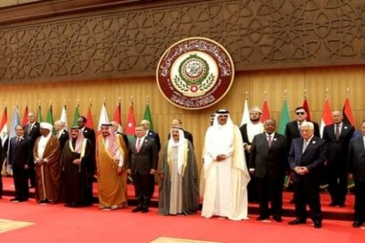 28ème session ordinaire du sommet arabe tenu en Mer Morte (Jordanie)