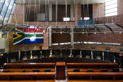 Constitutional Court of South Africa (file photo).