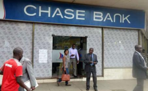 Kenya's Chase Bank Sold to Mauritian Firm