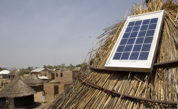 Putting More Energy into Solar Power for Africa