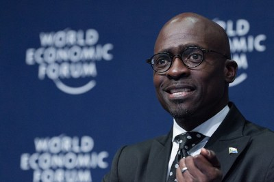 Malusi Gigaba, Minister of Finance (file photo).