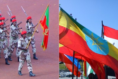 relations entre l'Ethiopie et l'Erythrée.