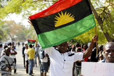 Biafra.