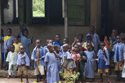 In Nigeria, millions of children are still out of school.