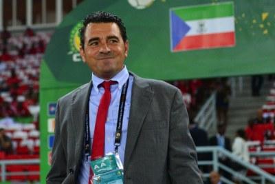 Steben Becker sélectionneur de la Guinée Equatoriale