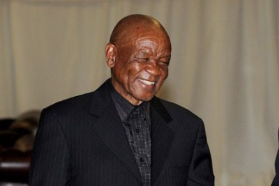 Lesotho Prime Minister-elect Tom Thabane (file photo).