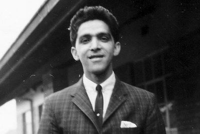 Ahmed Timol, late South African Communist Party member who was arrested and interrogated by special branch police at John Vorster Square when he reportedly