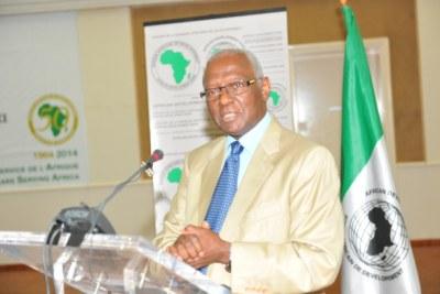 Babacar NDiaye, ancien Président de la Banque africaine de développement ( BAD)