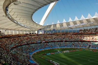 Moses Mabhida Stadium (file photo).