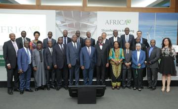 Infrastructures en Afrique - Macky Sall appelle à renforcer Africa50