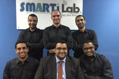 Jeunes Marocains de Smartilab gagnant du Salon international de l'innovation