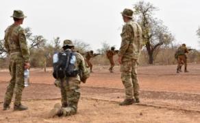 Opération de l'armée du Niger dans les zones frontalières