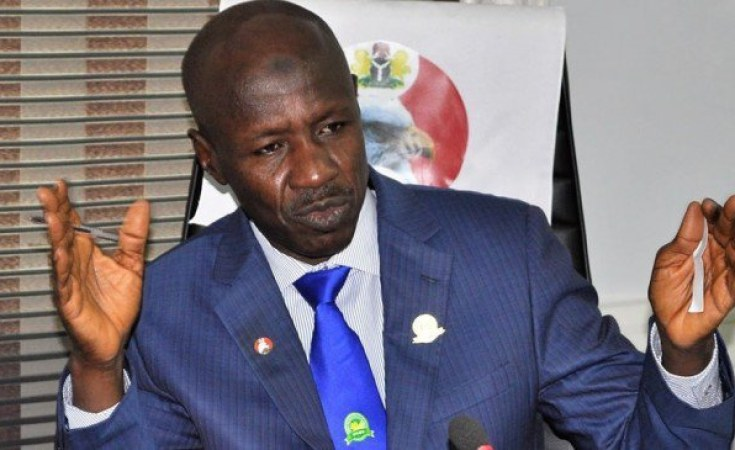 Image result for efcc chairman