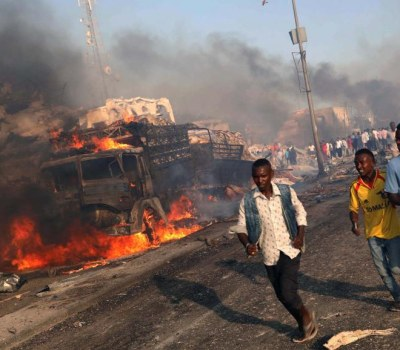 Shock Over Attacks in Somali Capital