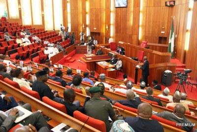 Nigerian Senate.