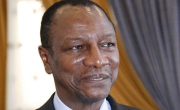 Alpha Condé entérine le référendum pour une nouvelle constitution en Guinée