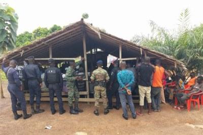 Conflit intercommunautaire: Vives tensions à Guiglo, ce dimanche