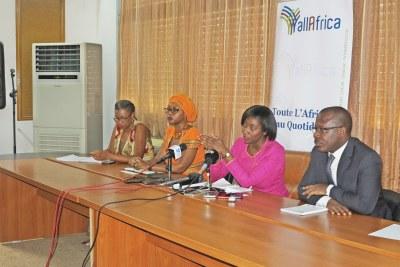 Conférence de presse sur les BTP et Infrastructures en Afrique - Ambassade Cote d'Ivoire à Dakar