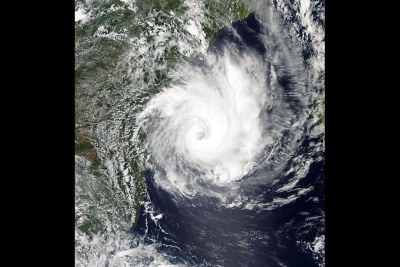 Cyclone tropical