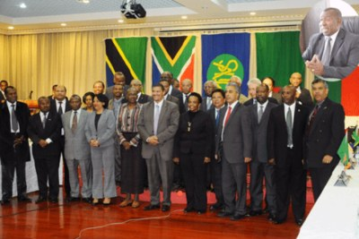 Paysage politique malgache
