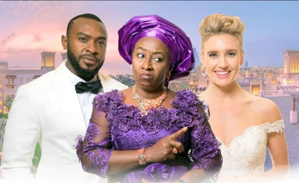 The Wedding Party 2.Nollywood Movie The Wedding Party 2 Breaks Box Office