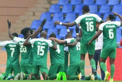 CHAN 2018 - Equipe Zambienne