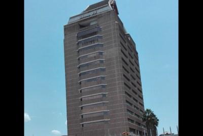 Zanu-PF Headquarters.
