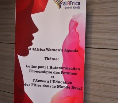 Forum AllAfrica Women's Agenda (AWA2018)