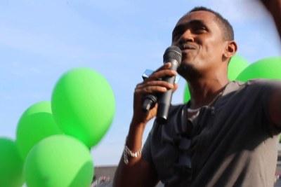 La musique de Haacaaluu Hundeessa a donné du son et de la voix à la lutte oromo.
