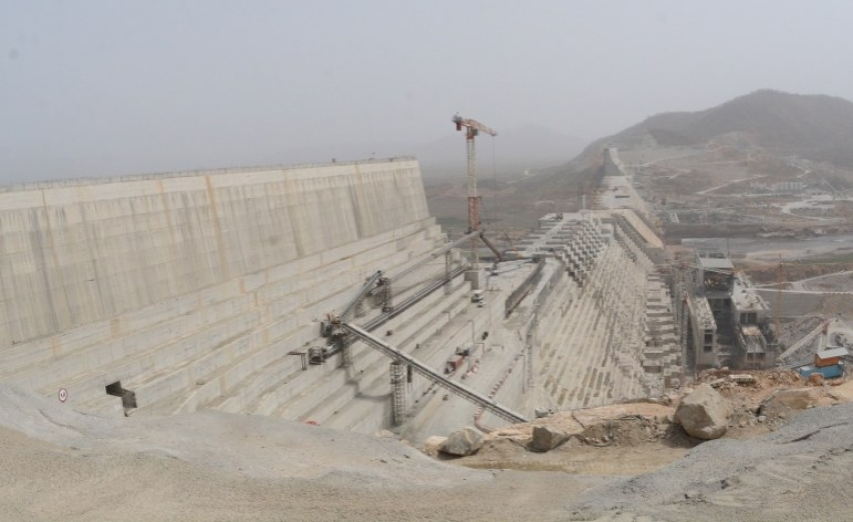 Talks Over Nile Dam Stall Between Egypt and Ethiopia