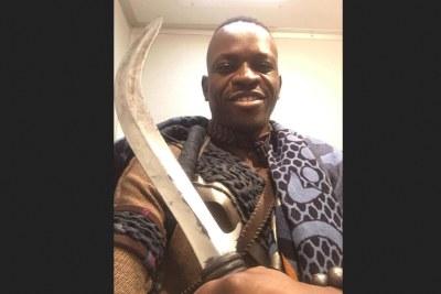 Shumba Patrick Mutukwa.