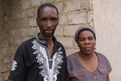 James and Rosina Komape remember clearly the day their son Michael drowned in a toilet at his school (file photo).