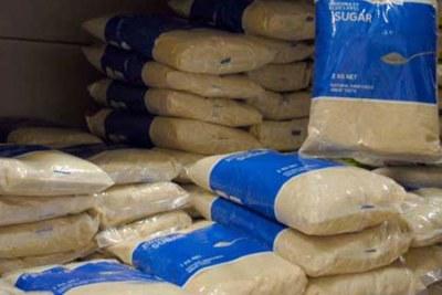 Bags of sugar (file photo).