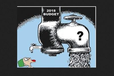 2018 Budget.