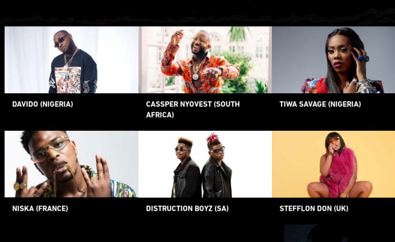 Nigeria: Tiwa Savage, Davido Make BET 2018 Award List