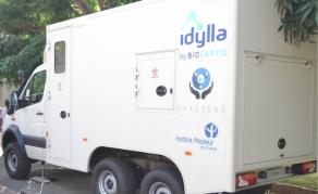 Le Sénégal doté du premier camion laboratoire mobile en Afrique
