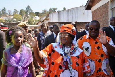 Joyce Banda endorsed to run again for the presidency on PP ticket.