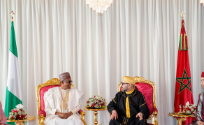 Buhari in Morocco to Boost Trade, Cooperation