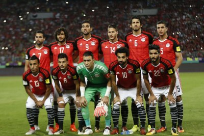 Egypt national team.