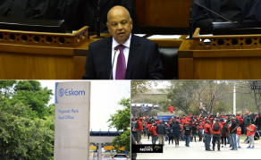 Economy Cannot Afford Load Shedding - South Africa's Gordhan