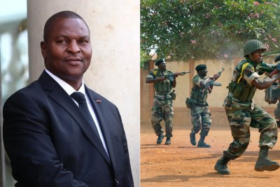 Rencontre entre le gouvernement centrafricain et les représentants des milices opérant sur le territoire de la RCA
