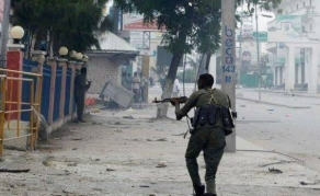 Twin Bombs Hit Somali Capital