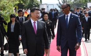 Xi Jinping pas tout à fait le bienvenu au Rwanda