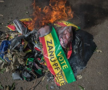 Zimbabwe Election Violence - 'The Most Disturbing Event I've Ever Witnessed'