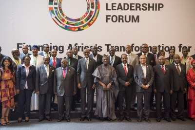 The 2018 African Leadership Forum kicked off on August 1.